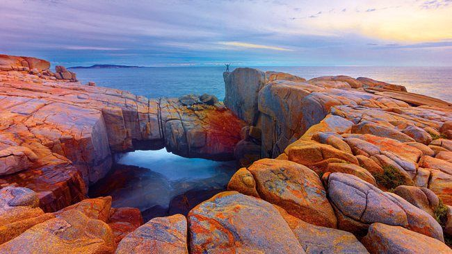 Nature's Bridge, Albany, Western Australia