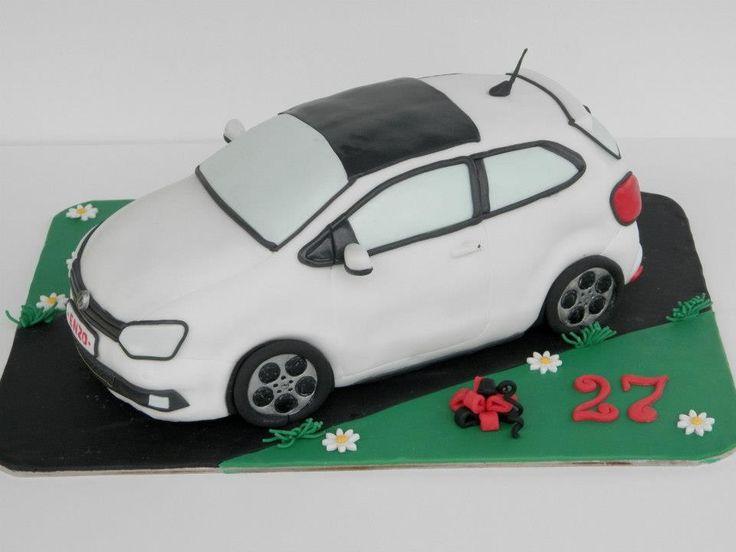 Volkswagen Polo Cake