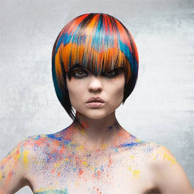 2016 NAHA FINALISTS: Haircolor - Inspiration - Modern Salon