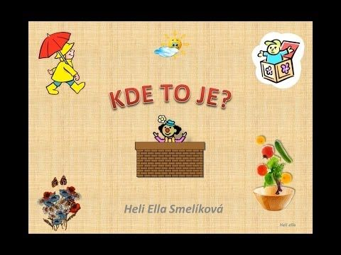 KDE TO JE? - YouTube