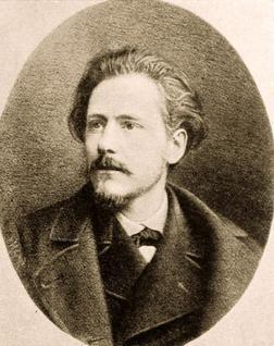 French composer Jules Massenet