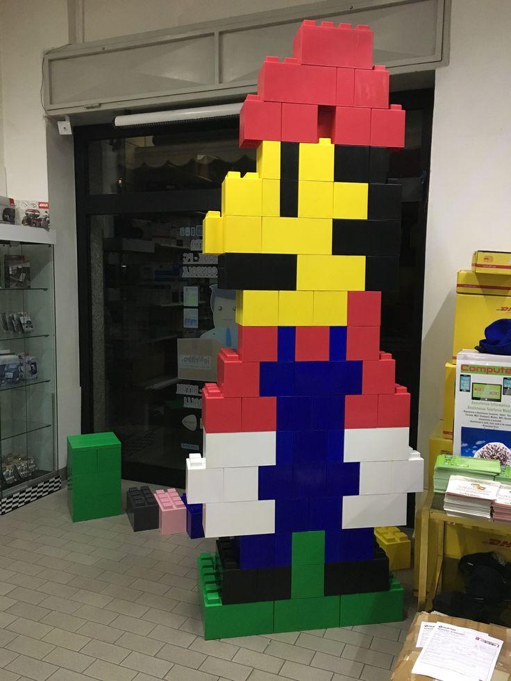 Oltre 25 fantastiche idee su scrivanie su pinterest for Lego arredamento