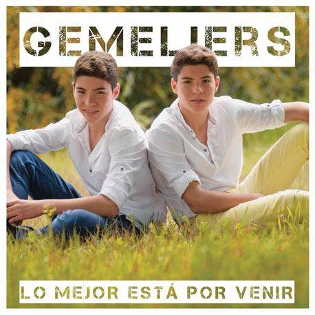 Gemeliers, Jesús y Daniel Oviedo, de La Voz Kids ya tienen su primer álbum.