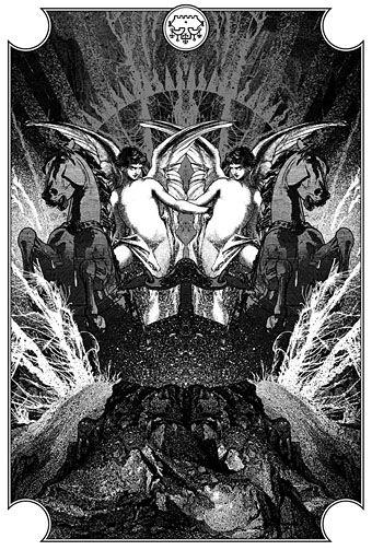 Belial From The Demons Of King Solomon By John Coulthart Demons