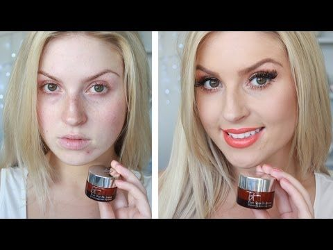 First Impression & Review ♡ It Cosmetics Bye Bye Redness