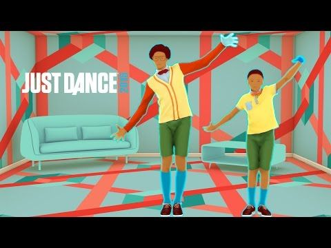 JUST DANCE - Papaoutai