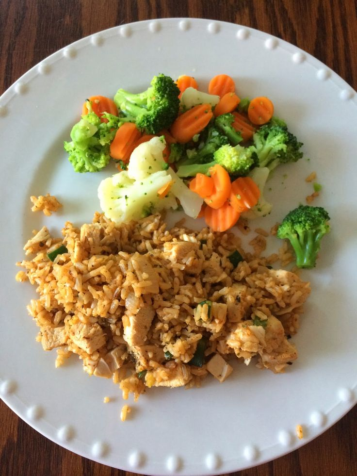 Arbonne 28 Day Challenge: Dirty Rice with Chicken