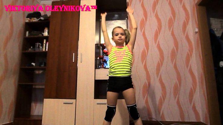 Gymnast Workout.  Мой Мостик.  Гимнастические Тренировки.