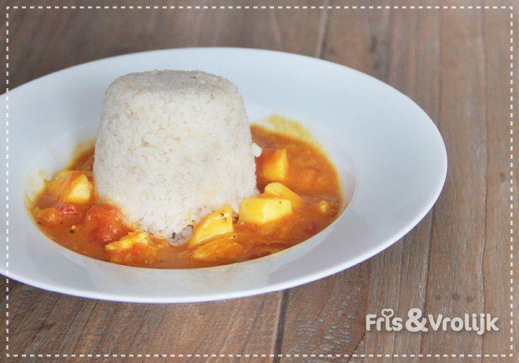 Recept Kip Madras