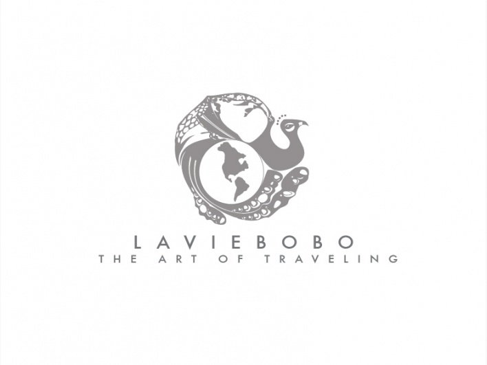 """LAVIEBOBO"" by  Dejan Jovanovic: Bronze Winner (Student) - Logo Design Category - Monthly Design Award August 2012"
