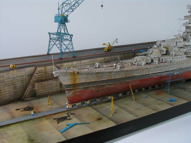 King George V 1350 Scale Model Ship Models t