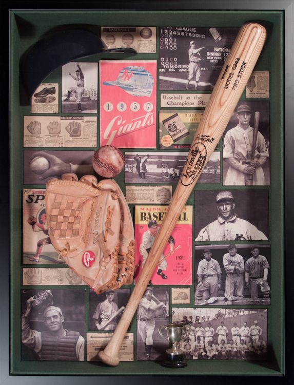 We love this baseball shadow box! Do you have any crafty baseball ideas or projects? Let us know by pinning your creation and tagging us in the description!