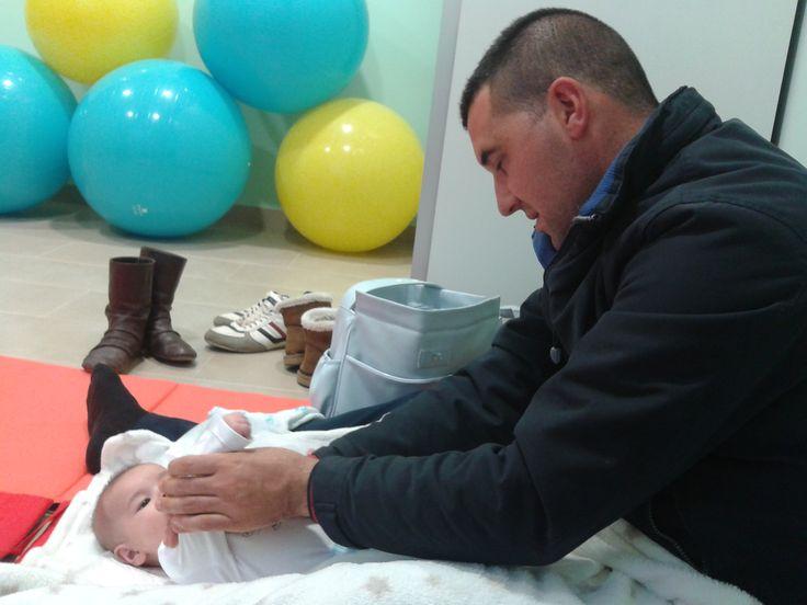 Crea vínculos con tu bebe. http://www.matronaadomicilio.es/