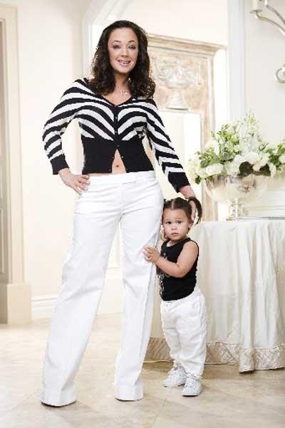 Leah Remini, Good Mother <3