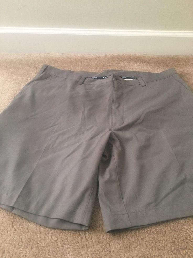 PGA TOUR Mens ClubHouse Golf Shorts Sz 42 NWT Clothes Gray #PGA #golfshorts