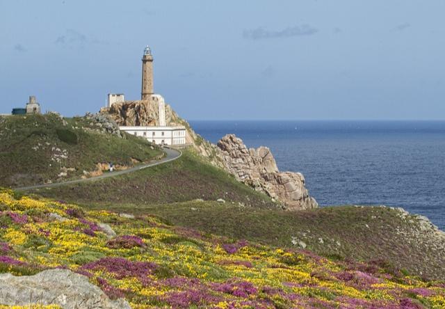 Cabo Vilán - Camariñas, Galizien, Spanien