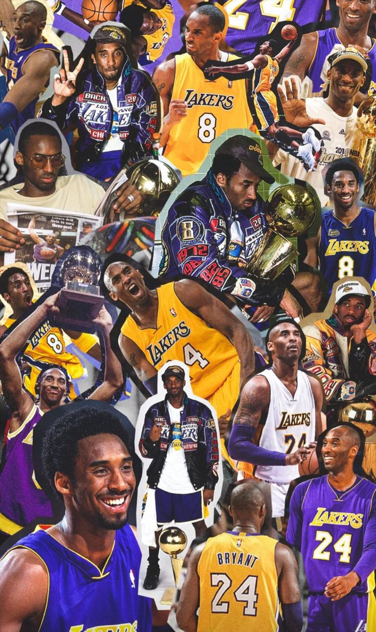 Kobe bryant pictures by Craig Thomas on Sports in 2020