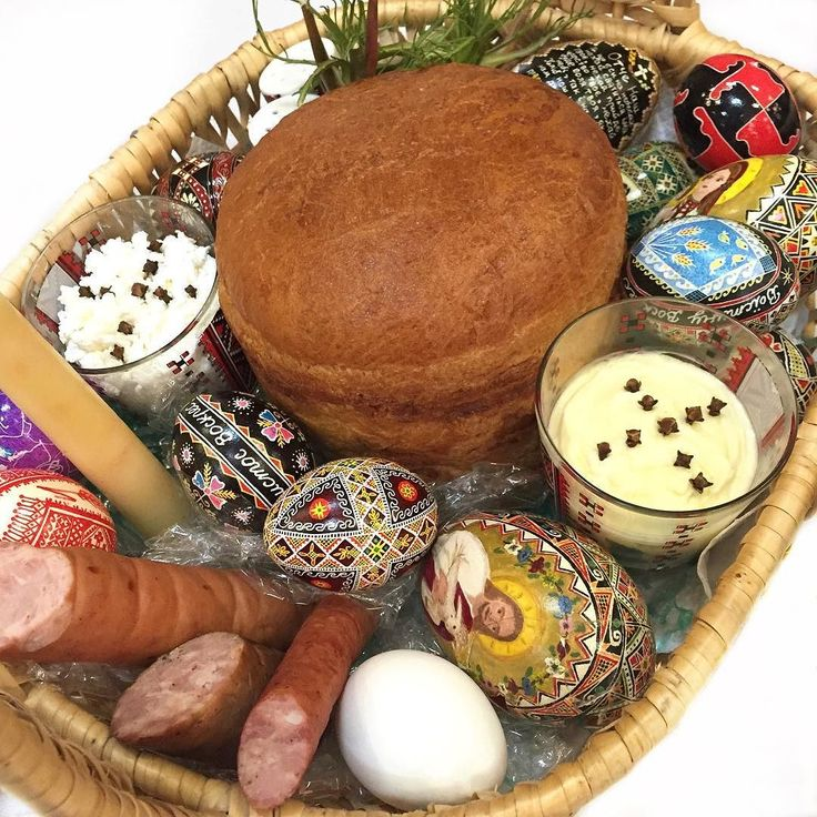 One Of My Favourite Ukrainian Easter Traditions Is The