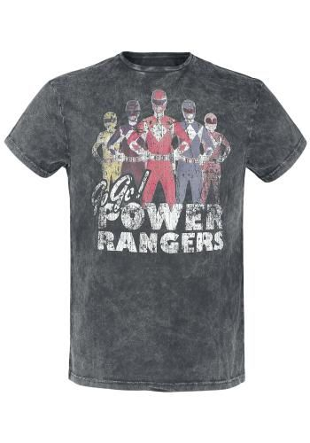 Go Go Power Rangers - T-shirt van Power Rangers