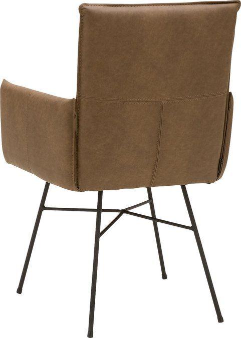 De luxe van een fauteuil in de vorm van een hypermoderne eetkamerstoel. Dat is wat stoel Sam is. Dankzij een…