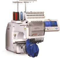 HCS1201 #Happy #Single Head #Embroidery #Machine - Queensland's #exclusive sales and service representative Available at #embroideryzone www.embroideryzone.com.au