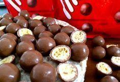 Dieser ungebackene Blitzkuchen mit Malteser und Schokoladenkeks-Basis ist kein ….