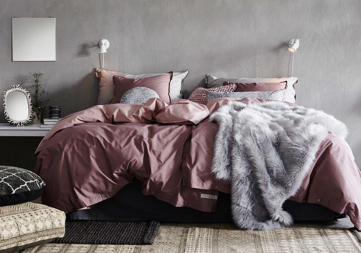 7 sätt att skapa hotellkänsla i sovrummet