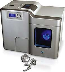 Desktop Factory's 3D Printer trendhunter.com.Join the 3D Printing Conversation: http://www.fuelyourproductdesign.com/