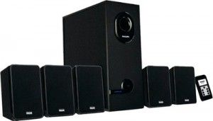 Massive Discount on Philips Home Theatre. Get this for Rs. 2097 | Zordaar.com