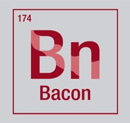 Bacon - an essential element....