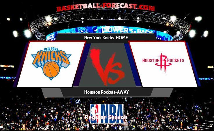 New York Knicks-Houston Rockets Nov 1 2017 Regular Season Hello, today the forecast is for such an event New York Knicks-Houston Rockets Nov 1 2017. In the last 6 matches New York Knicks has won 3 triumphs while In the past 8 matches Houston Rockets scored 3 defeats.   #basketball #bet #Bobby_Brown #Courtney_Lee #Doug_McDermott #Enes_Kanter #Eric_Gordon #forecast #Houston #Houston_Rockets #James_Harden #Jarrett_Jack #Kristaps_Porzingis #Luc_Mbah_a_Moute #Maybyner_Nene #Ne