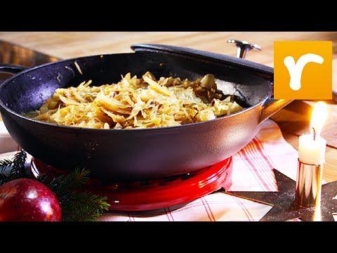 Så lagar du brunkål hemma - Jul med Ernst (TV4) - YouTube