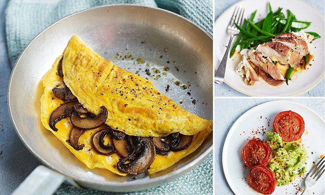 Eat to beat diabetes: Delicious dinners that are just 500 calories