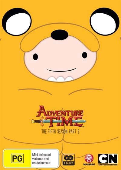 Adventure Time - Season 5 - Part 2