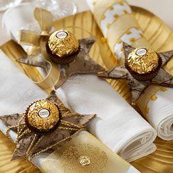 Ferrero - festlich dekorieren