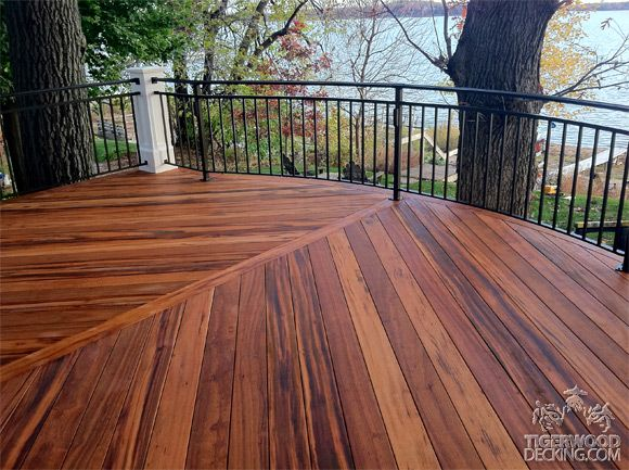 21 Best Images About Tigerwood On Pinterest Decks Deck