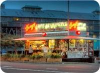 Harry's Cafe de Wheels – Chinatown and Woolloomooloo, Cowper Wharf Roadway