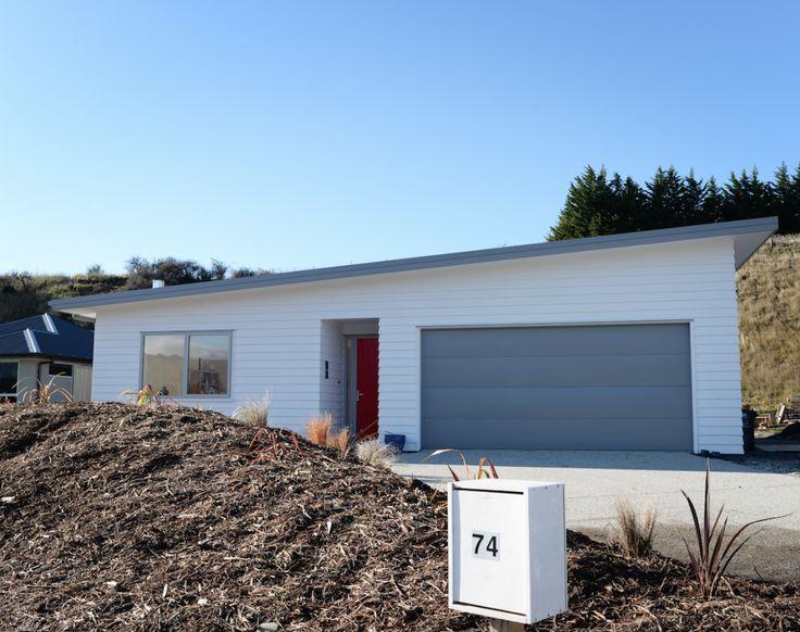 Numaguchi Eco Home Energy Efficient Small Build Home Building White  Cladding Home Design Ideas