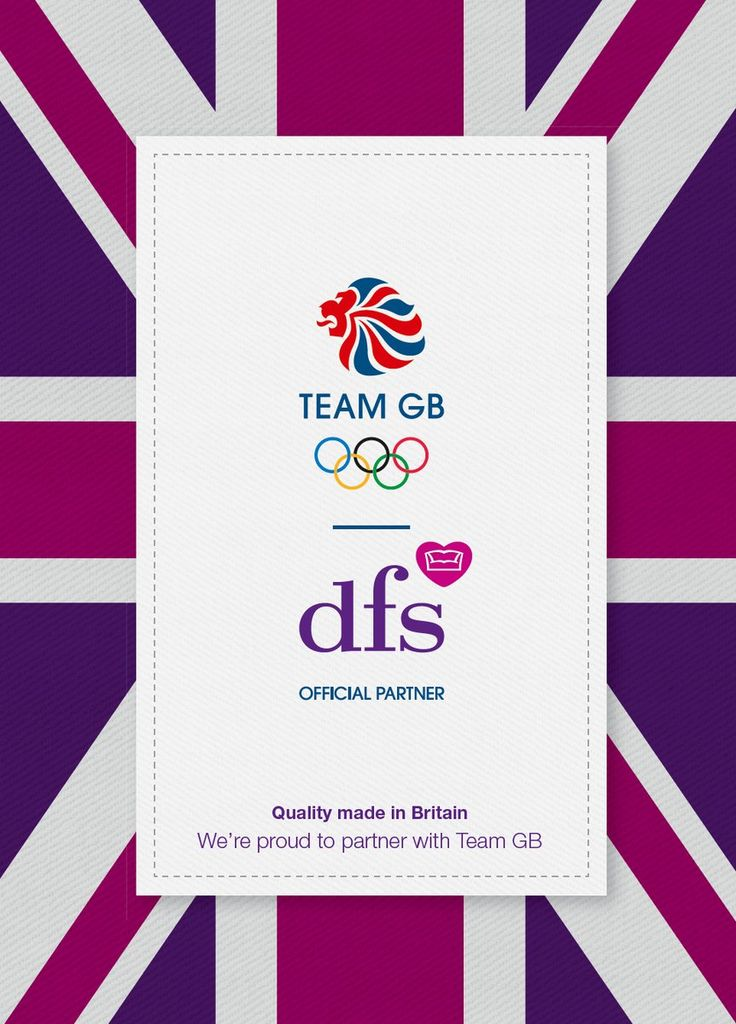 Brochure printed on our HP Indigo 10000 for @DFS, official partners of #TeamGB #GreatBrits