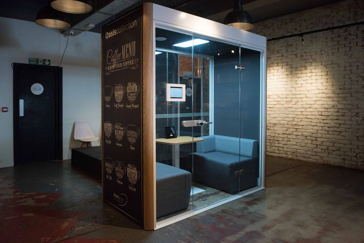 Oasis Linear Duo Pod | Acoustic Pods | Office Furniture