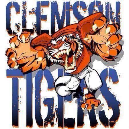 Clemson Tigers National Champs  Jan. 09, 2017