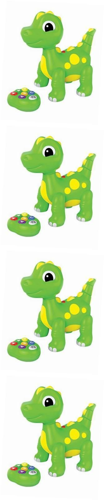 Other Alphabet and Language Toys 11732: Remote Control Abc Dancing Dino -> BUY IT NOW ONLY: $48.64 on eBay!