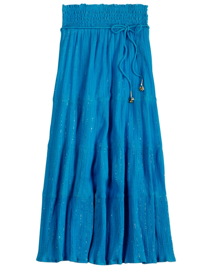 Girls Clothing | Skirts u0026 Skorts | Colorful Maxi Skirt | Shop Justice | Justice new do ...
