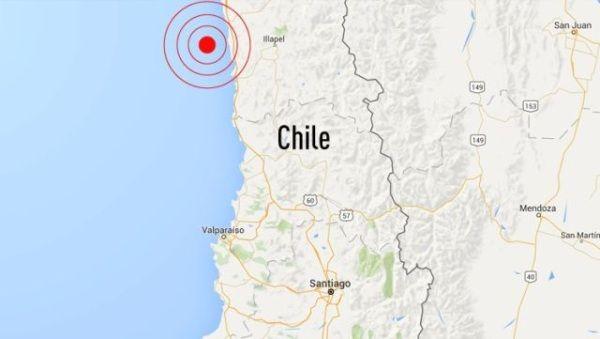Se han contabilizado al menos ocho muertos por terremoto de Chile; Es de los sismos más intenso últimos 25 años