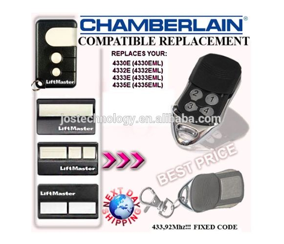400.00$  Watch now - http://alirby.shopchina.info/go.php?t=32694749118 - For CHAMBERLAIN liftmaster remote 4330E (4330EML),4332E (4332EML),4333E (4333EML),4335E (4335EML) replacement 400.00$ #aliexpresschina