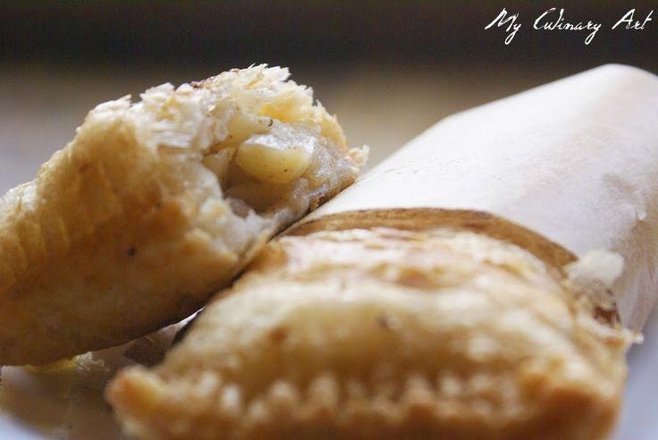 My Culinary Art: Ciastka a'la Apple Pies z McDonald's