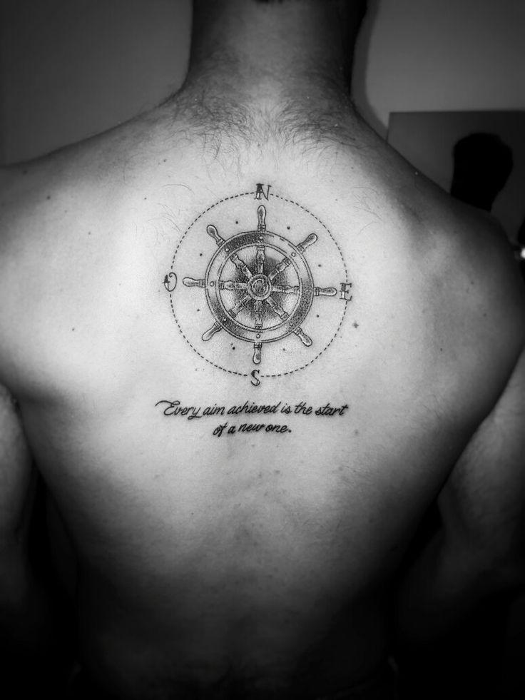 Helm tattoo