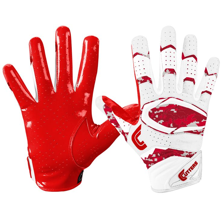 Cutters Adult  Rev Pro 2.0 Special Edition Receiver Gloves