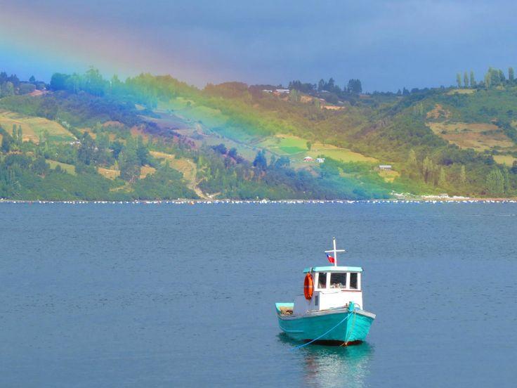 Castro, Chiloe.