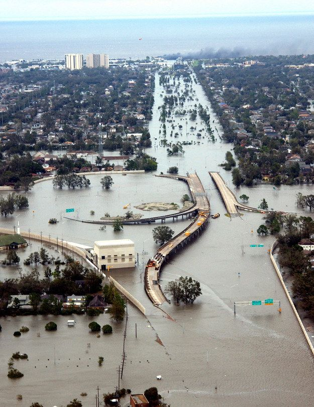 "The Mandela Effect:   Did You Know There's A Term For When You're Totally Positive Something Happened Even Though It Didn't? It's called the ""Mandela Effect,"" and a lot of people think it's proof of an alternate universe.  Some say they remember Hurricane Katrina hitting New Orleans in April 2005 rather than August 2005."